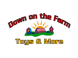 Down On The Farm Toys & More