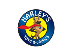 Harley's Toys and Comics
