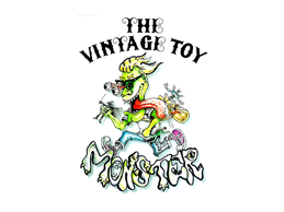 The Vintage Toy Monster