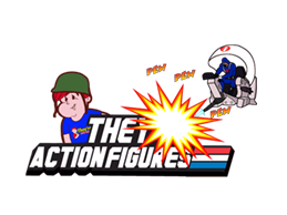 They're Action Figures