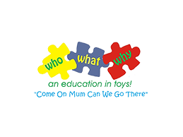 Who What Why – An Education in Toys