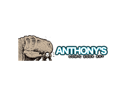 Anthony's Comic Book Art and Collectibles